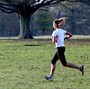 Løpetur